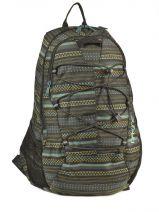 Sac A Dos 1 Compartiment Dakine Multicolore girl packs 8210-072