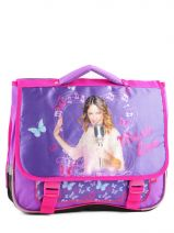Satchel 2 Compartments Violetta Violet this is me 724825