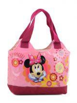 Sac Porte Epaule Minnie Pink happy girl 53482HAP
