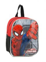 Sac A Dos 1 Compartiment Spiderman Blanc leaping spider 56414LSF