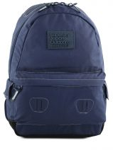 Sac A Dos 1 Compartiment Superdry Bleu backpack U91LG001