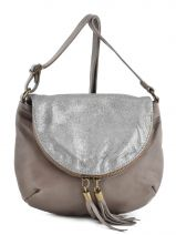 Sac Bandouliere Porte Travers Night Milano Beige night 1024N