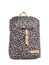 Backpack Eastpak Black aminimal AK64B