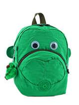 Backpack Mini Kipling Green 8568
