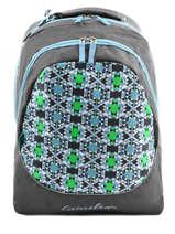 Backpack Cameleon Blue basic BASBOR