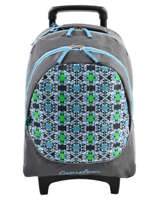 Backpack Cameleon Blue basic BASBORR