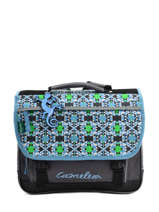 Cartable Cameleon Bleu basic BASCA35
