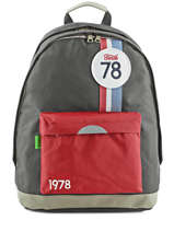 Backpack Tann's Gray coccinelle 5CCSDMD