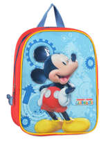 Backpack Mickey Multicolor minnie house 13004