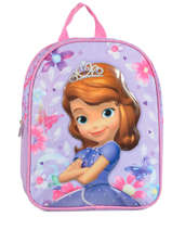 Sac A Dos 1 Compartiment Sofia Rose the first 13508