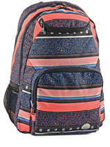 Backpack 2 Compartments + 15'' Pc Roxy Red back to school JBP03270