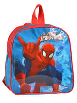 Backpack Mini Spiderman Blue basic AST0971