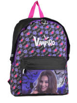 Sac A Dos Chica vampiro Violet black pink 668TMF