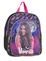Backpack Chica vampiro Violet black pink 90656TMF