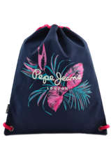 Sac De Sport Pepe jeans Bleu honey 63738