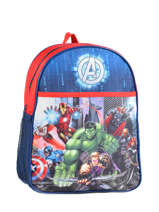 Sac A Dos Avengers Multicolore city 2024107