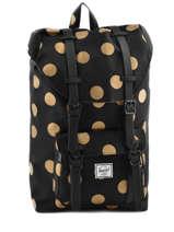 Backpack Herschel Black classics 10020