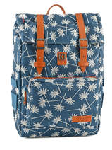 Backpack 1 Compartment Kuts Blue fashion SWELL