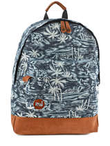 Sac A Dos 1 Compartiment Mi pac Blue bagpack 740299