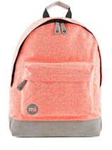 Sac A Dos 1 Compartiment Mi pac Rose bagpack 740333
