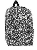 Sac A Dos 1 Compartiment Vans Multicolor backpack women V00NZ0