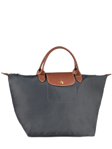Longchamp Le pliage Handbag Gray