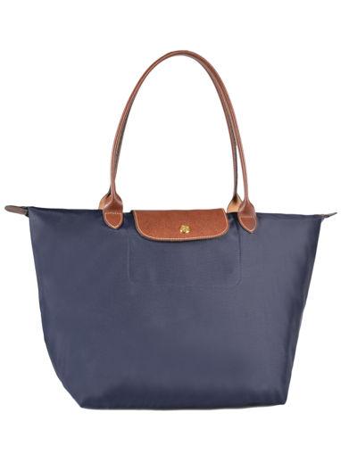 Longchamp Le pliage Besace Bleu
