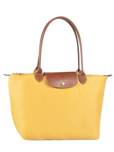 Longchamp Le pliage Hobo bag Yellow