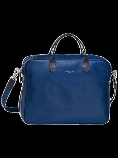 Longchamp Longchamp 2.0 Serviette Bleu