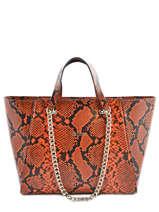 Shopping Bag Nikki Guess Orange nikki PC504223