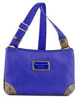 Shoulder Bag Tonic Ted lapidus Blue tonic TLNY4081