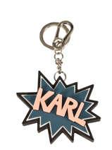 Porte Clefs Karl lagerfeld Black key chains 66KW3809