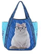 Shoulder Bag Jasmine College Teo jasmin Blue jasmine college JAS616CO