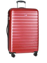 Hardside Luggage Segur Segur Delsey Red segur 2038821