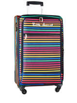 Valise Rigide Travel Little marcel Multicolore travel MAYA-L