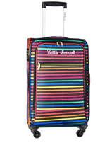 Valise Rigide Travel Little marcel Multicolore travel MAYA-M