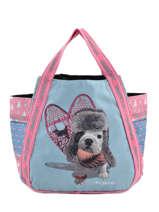 Shopping Bag Teo Montreal Teo jasmin Gray teo montreal TEO626MO