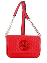 Sac Bandouliere Porte Travers G.lux Guess Rouge g.lux VR662378