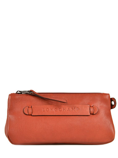 Longchamp Longchamp 3d Clutch Red