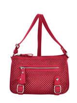 Shoulder Bag Avana Fuchsia Red avana F9657-3