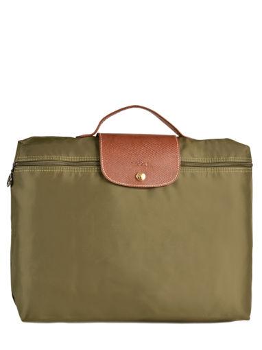 Longchamp Le pliage Serviette Vert