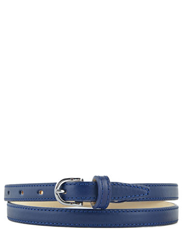 Longchamp Honoré 404 Belts Blue