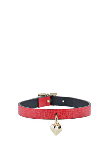 Longchamp Le pliage héritage Jewelry Red