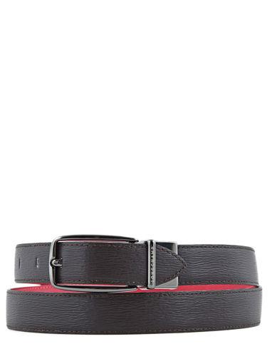Longchamp Roseau Belts Black