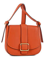 Shoulder Bag Maxine Leather Michael kors Orange maxine H6TUZM3L