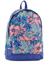 Sac A Dos 1 Compartiment Roxy Blue backpack RJBP3406