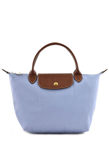 Longchamp Le pliage Sac porté main Bleu