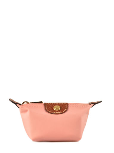 Longchamp Le pliage Porte monnaie Rose