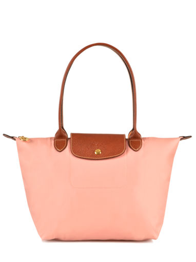 Longchamp Le pliage Besace Rose