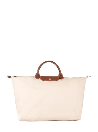 Longchamp Le pliage Travel bag Beige